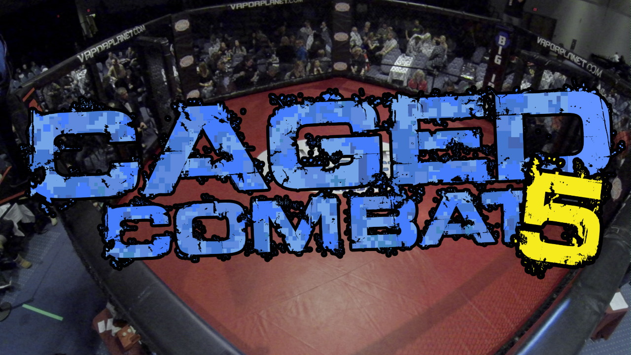 Caged Combat 5 PPV