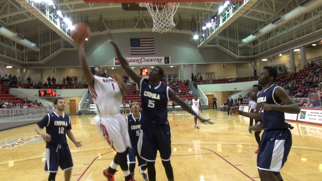 NWFSC Raiders Men's Basketball vs Chipola College