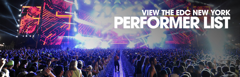 View the EDC New York Performer List