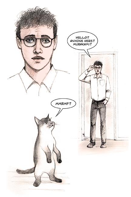 Chapter 27 - Tabula Rasa: Page 1