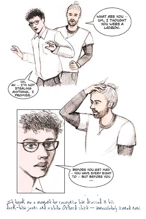 Chapter 27 - Tabula Rasa: Page 11