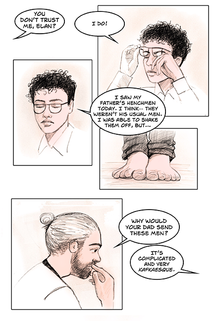 Chapter 31 - Say it out loud: Page 15