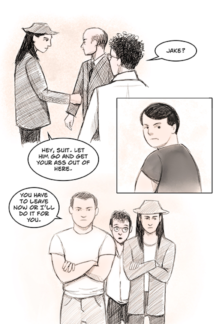 Chapter 32 - My Neighborhood: Page 19