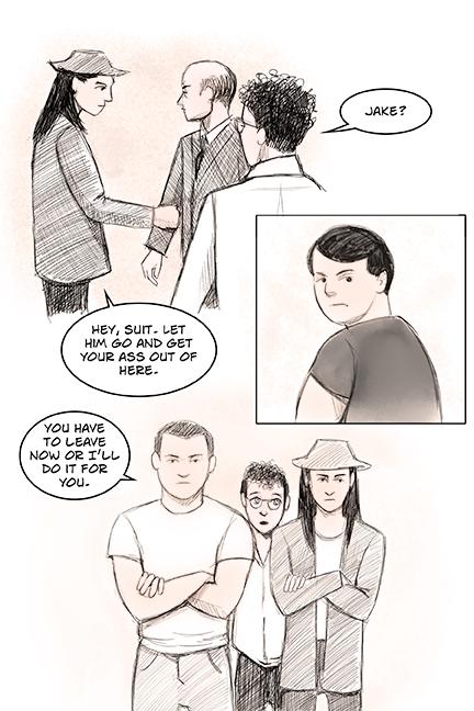 Chapter 32 - My Neighborhood: Page 19