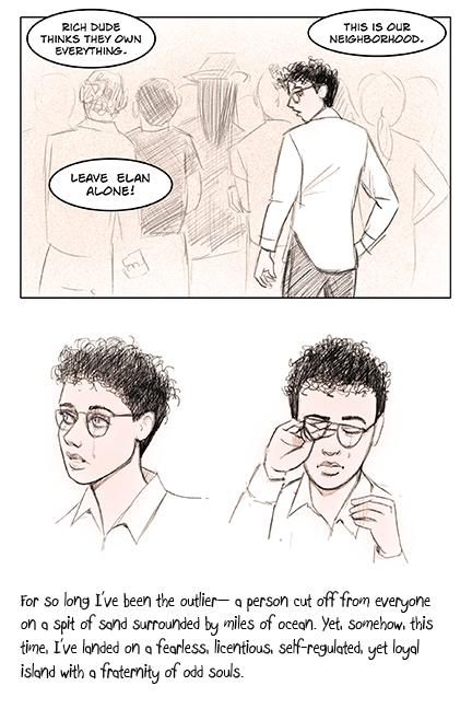 Chapter 32 - My Neighborhood: Page 21