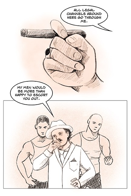 Chapter 32 - My Neighborhood: Page 23