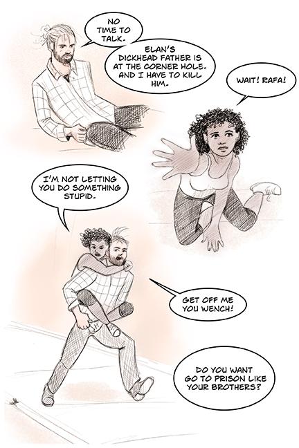 Chapter 32 - My Neighborhood: Page 25