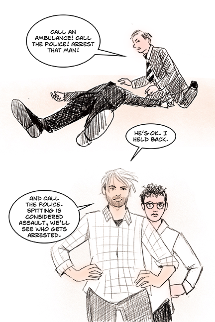 Chapter 32 - My Neighborhood: Page 33