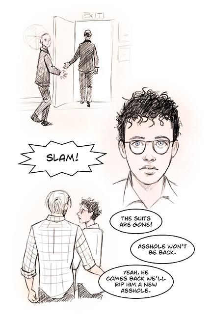Chapter 32 - My Neighborhood: Page 36