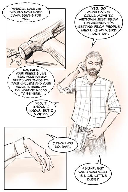 Chapter 32 - My Neighborhood: Page 8