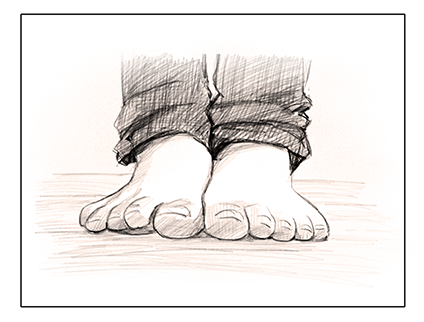 Elan feetsies