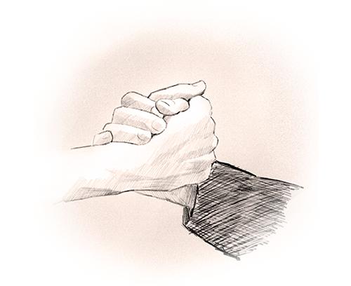 Bro Handshake