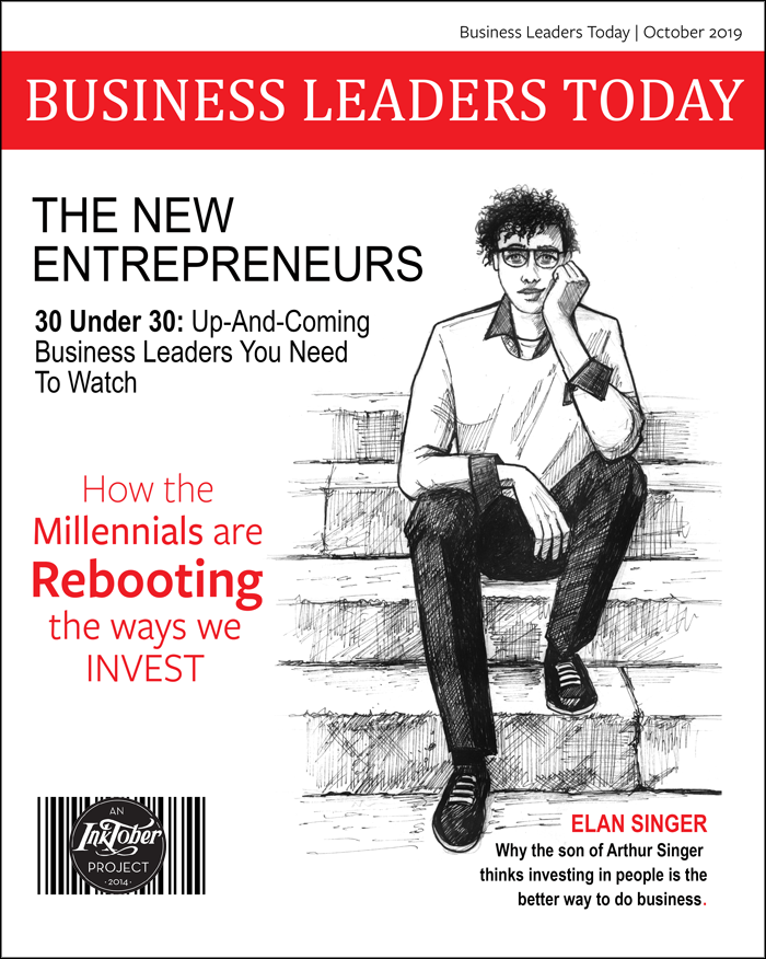 Business Leaders Today Cover