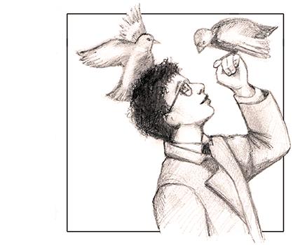 Elan and Pigeons