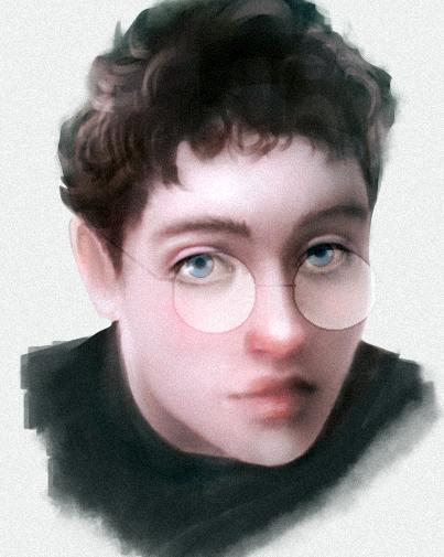 Elan portrait