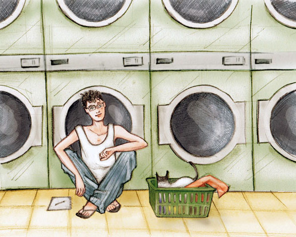 Learning Laundry