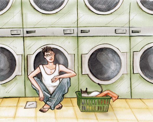 Learning Laundry