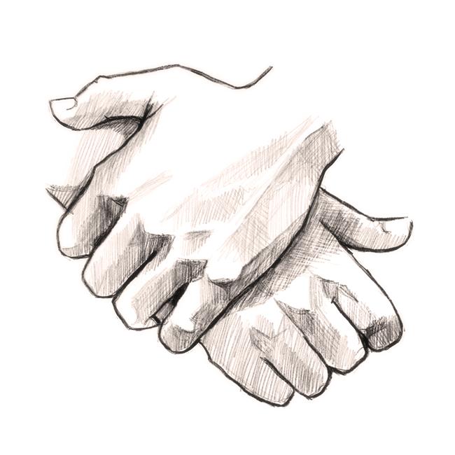 Rafa hands