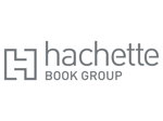 Logo of Hachette Book Group, this month's Featured Member