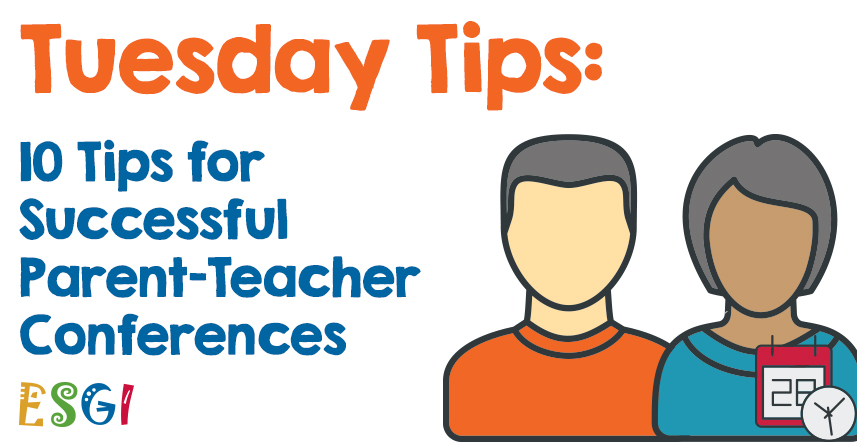 Tips For Successful Parent Teacher >> Esgi One On One Assessments Made Easy