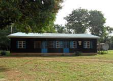Research Camp, Budongo Forest, Uganda
