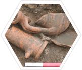 Roman artifacts found at Fort Arbeia