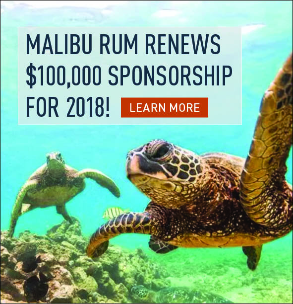 Malibu sea turtle support