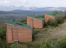Dechen la' Lodge, Northwest Territories, Canada