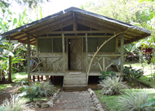 El Chontal eco lodge, Costa Rica