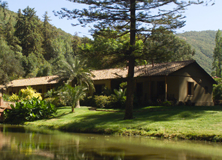 Santa Cruz, Tinguiririca River, Chile