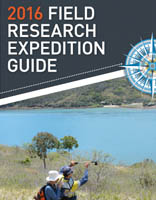 Earthwatch Australia Expedition Guide 2016