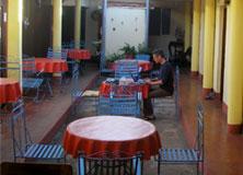 Hotel accommodations, Masaya, Nicaragua