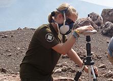 Volcanology fieldwork in Nicaragua