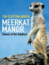Meerkat Manor: Flower of the Kalahari , by Tim Clutton-Brock