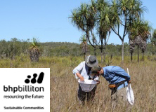 BHP Billiton: Founding partner of Bush Blitz
