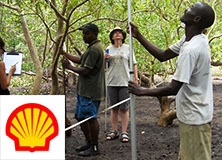 Shell: Supporting Science to Understand Our Environment
