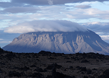 Volcanology and Ecology in Iceland