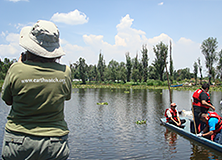 Sustainable Agriculture in the Wetlands of Mexico City