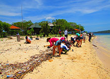 Turning the Tide on Plastic Pollution in Bali