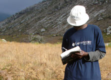 Learning by doing in Malawi: On the Mount Mulanje Ecological Monitoring project.
