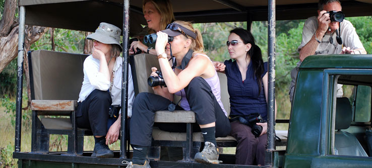 Earthwatch Expeditions: Animals of Malawi in the Majete Wildlife Reserve