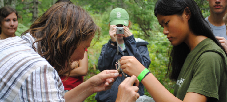 Earthwatch Teen Expedition: Mammals of Nova Scotia