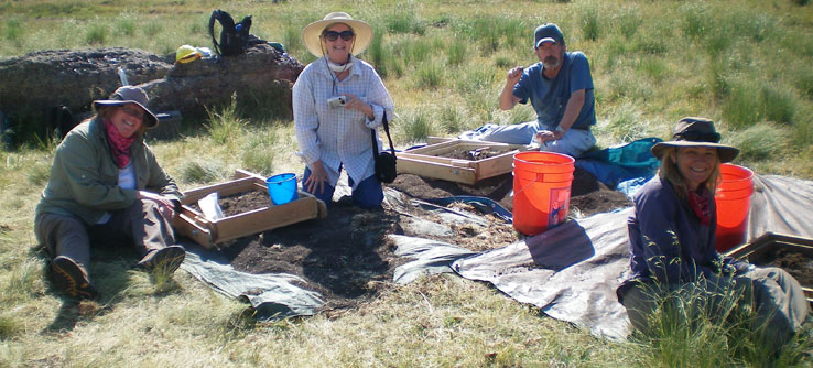 Earthwatch Expeditions: Encountering the Prehistoric People of New Mexico