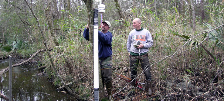 Earthwatch Expeditions: Exploring Rising Tides in South Carolina