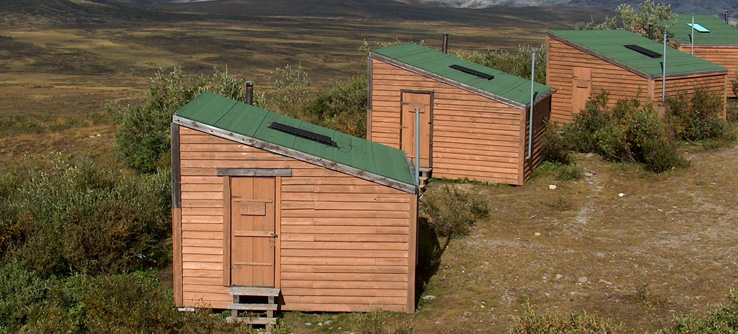 Dechen la' Lodge, Arctic accommodation