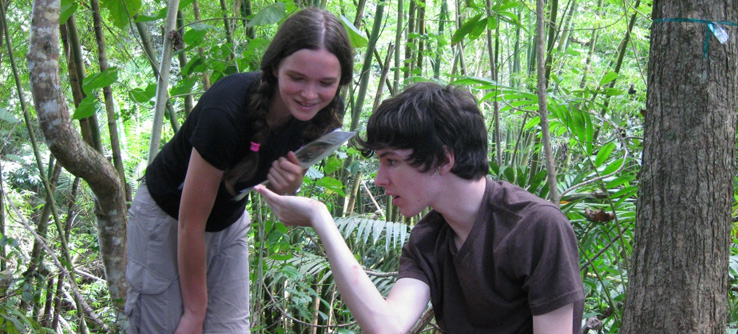 Earthwatch Teen Expedition: Puerto Rico's Rainforest