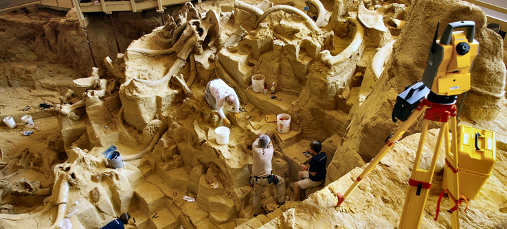 South Dakota Mammoth Site