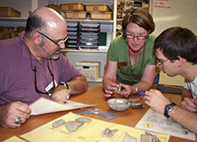 Analysis of archaeological findings from the Basketmakers Communities Project in Colorado
