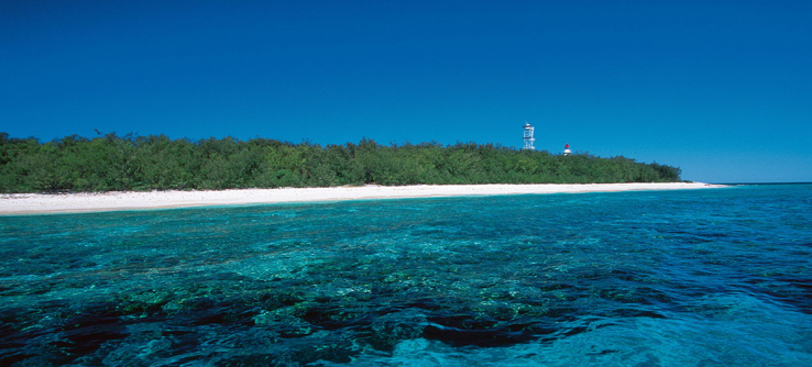 Lady Elliot Island, Great Barrier Reef, Australia