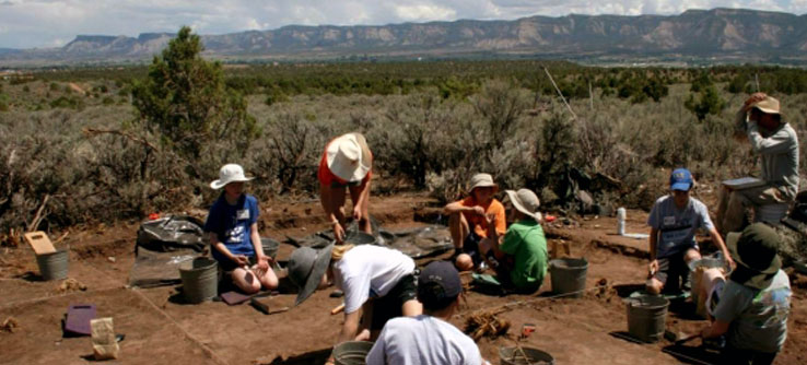 Earthwatch Expeditions: Uncovering the Mysteries of Ancient Colorado